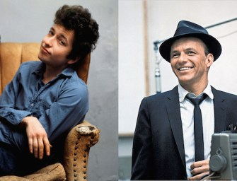 Dylan announces album of Sinatra songs
