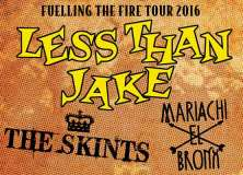 Fuelling The Fire tour poster