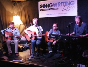 Live review: Songwriting Live (30 Sept '14)