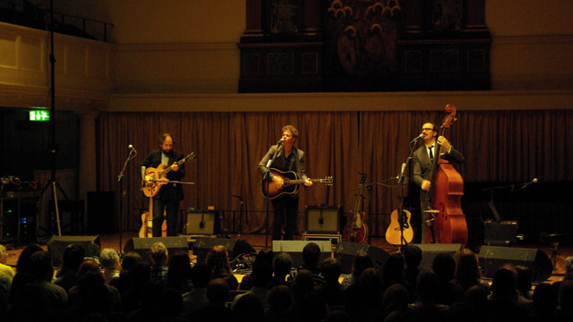 Live Review Josh Ritter Tift Merritt Songwriting Magazine