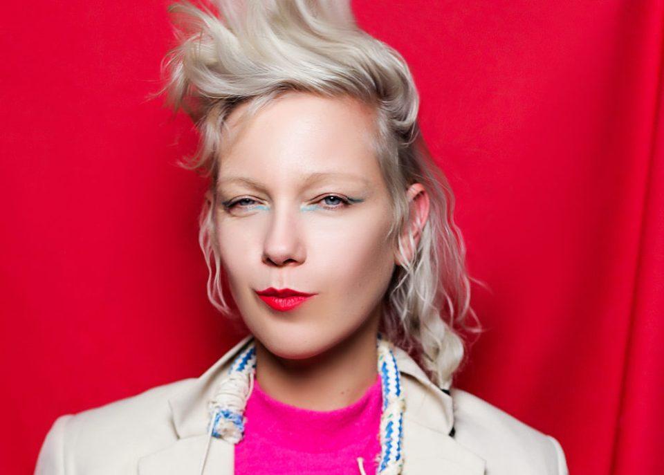 Katrin Hahner. Photo: Antje Taiga Jandrig