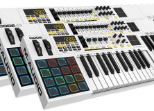 M-Audio Code Series keyboards