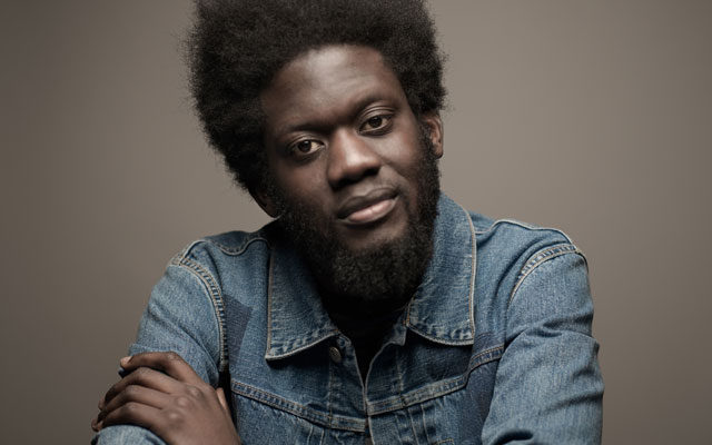 Michael Kiwanuka. Pic: Phil Sharp