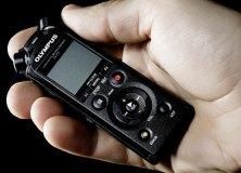 Olympus LS-P2 audio recorder