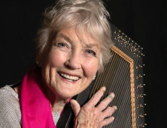 5 Minutes With… Peggy Seeger