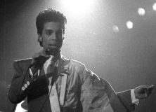 Prince in Brussels, Belgium in 1986