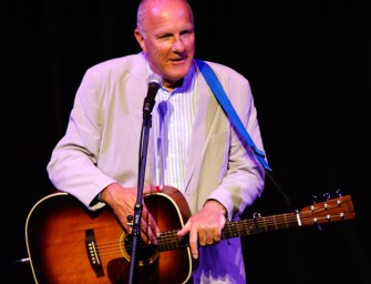 Richard Digance on how to write comedy songs