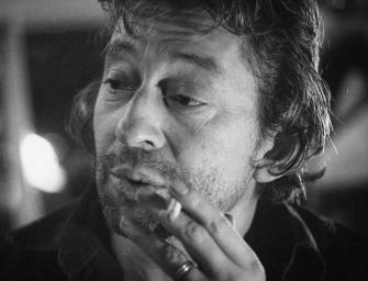 Songs In The Key Of… Serge Gainsbourg