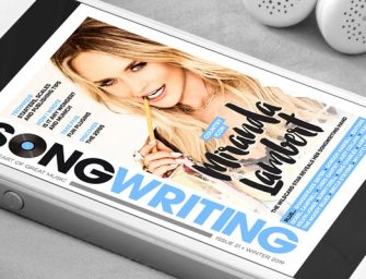 Songwriting Magazine Winter 2019 issue out now