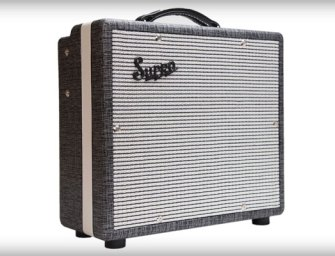Supro's Supreme tribute to Keith Richards