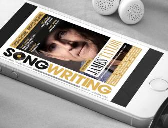 Songwriting Magazine Autumn 2020 edition out now