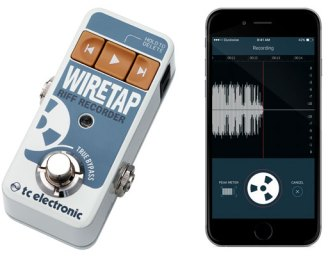 Introducing the WireTap Riff Recorder