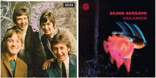 Small Faces Black Sabbath