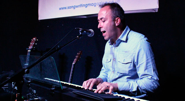 Vince Brown – Songwriting Live, Bristol