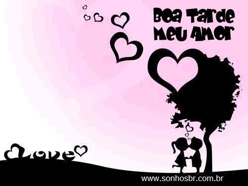 Boa Tarde Amor: Imagem De Boa Tarde Amor