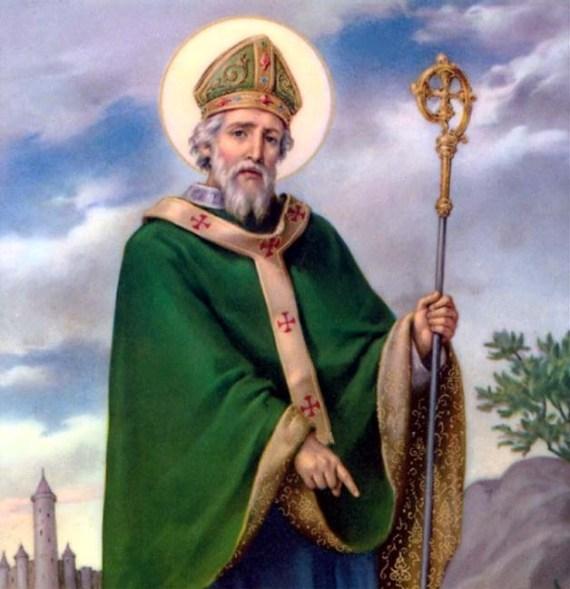 Oração de São Patrício contra feitiços e malefícios