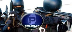 Policías en Accion