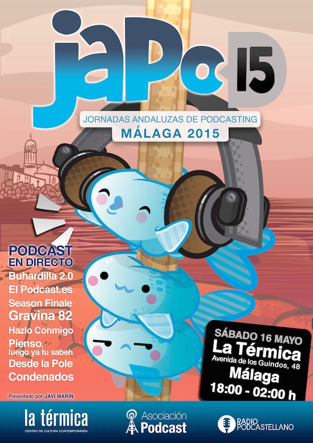 Japod Málaga 2015