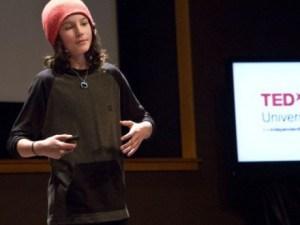 Logan Laplante en Tedx