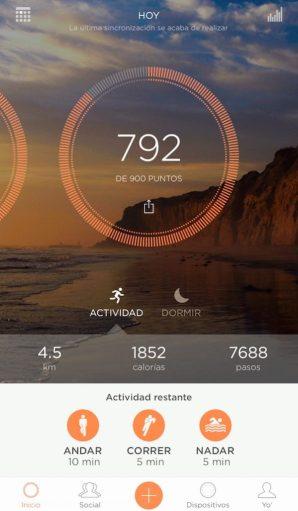 Misfit Ray App