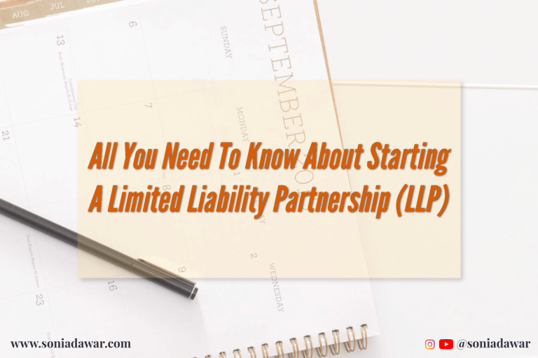 Read more about the article All you need to know about starting a Limited Liability Partnership (LLP)