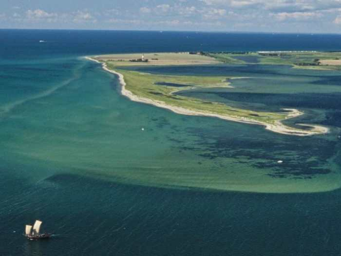 Norderoogsand Island Information and Curiosities