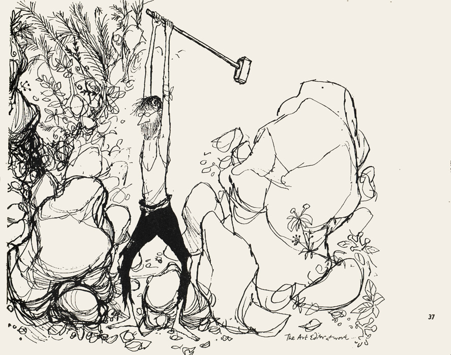 Ronald Searle / page 4