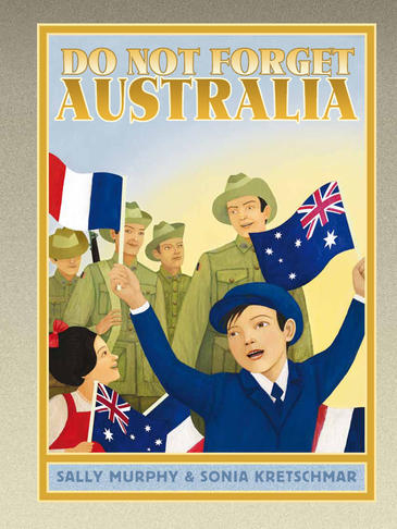 cover of Do Not Forget Australia