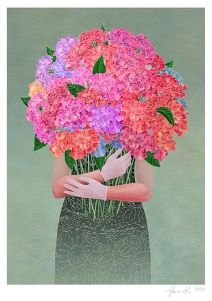 Flowers of Absence - Hydrangea
