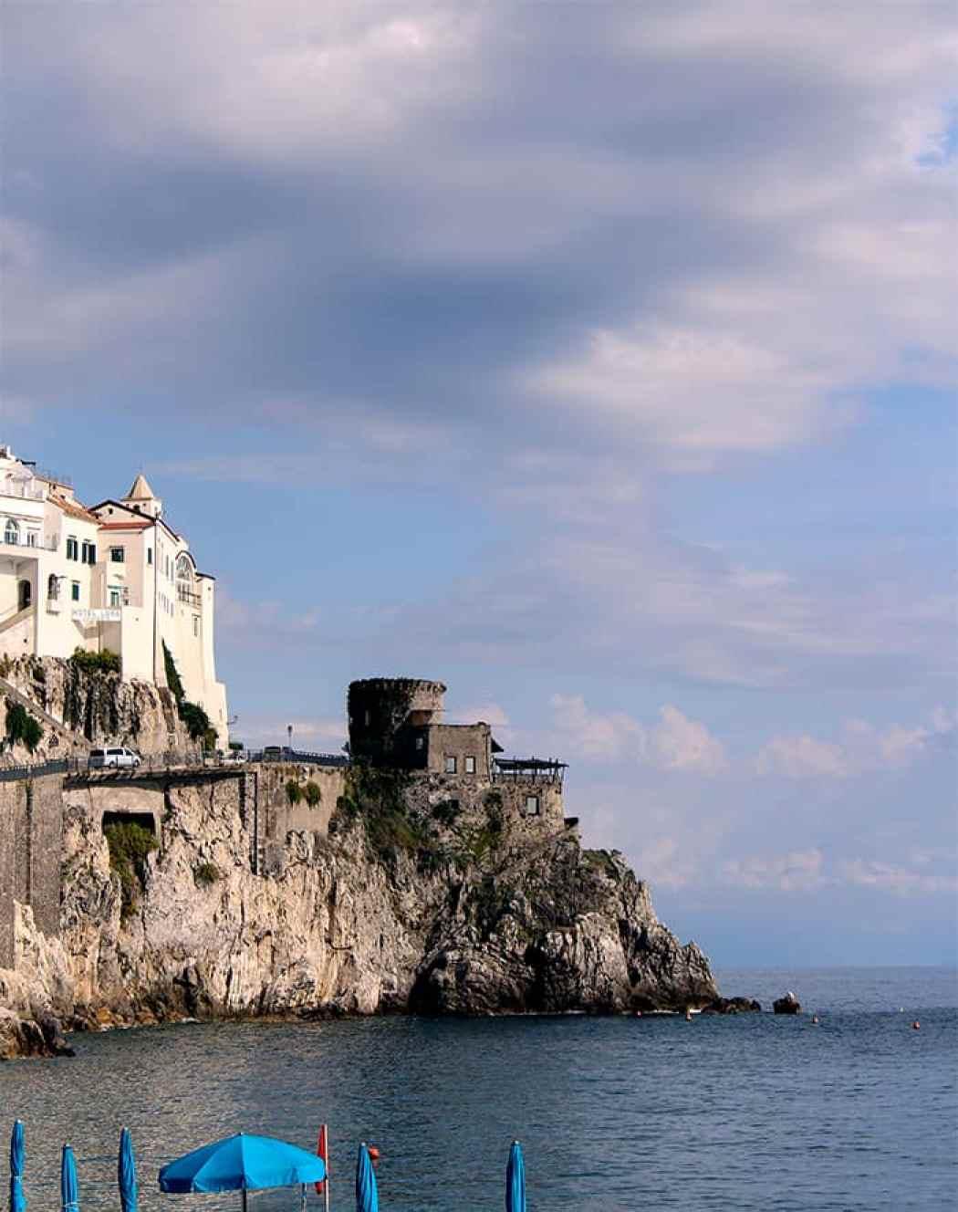 Costiera Amalfitana mare
