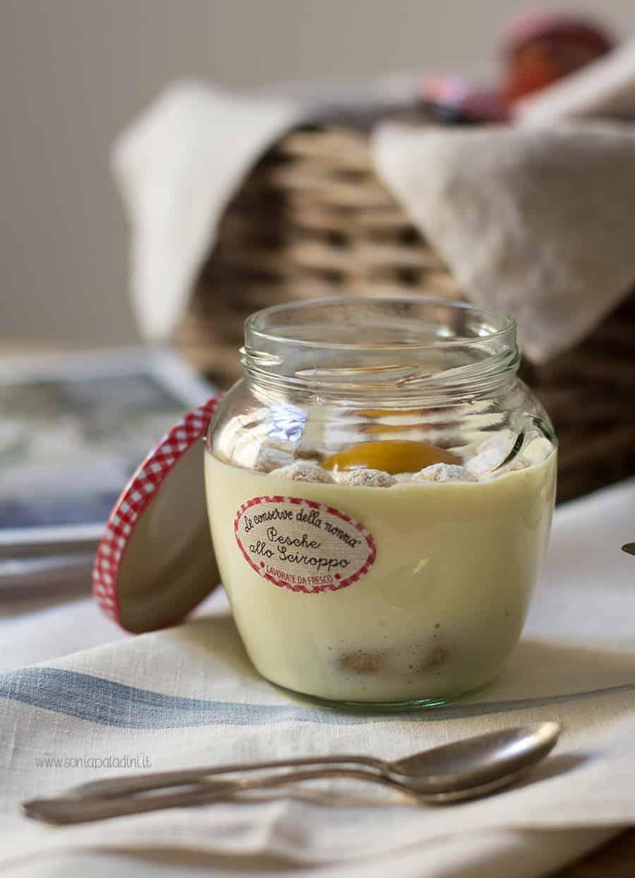 Ricetta crema al mascarpone