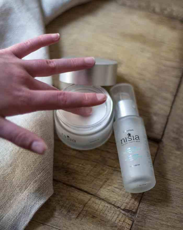 Crema naturale viso