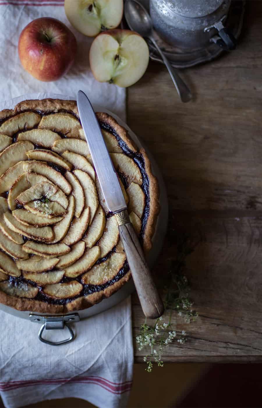 Torta e Crostata di Mele