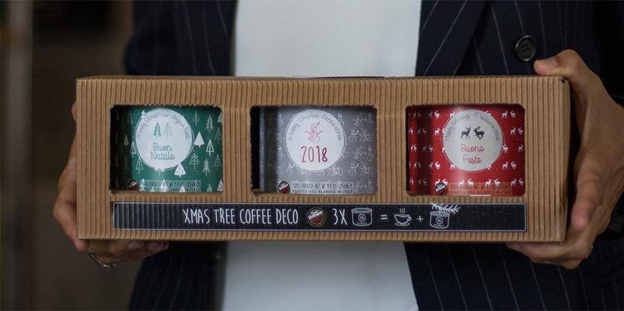 Caffè in latte Vergnano