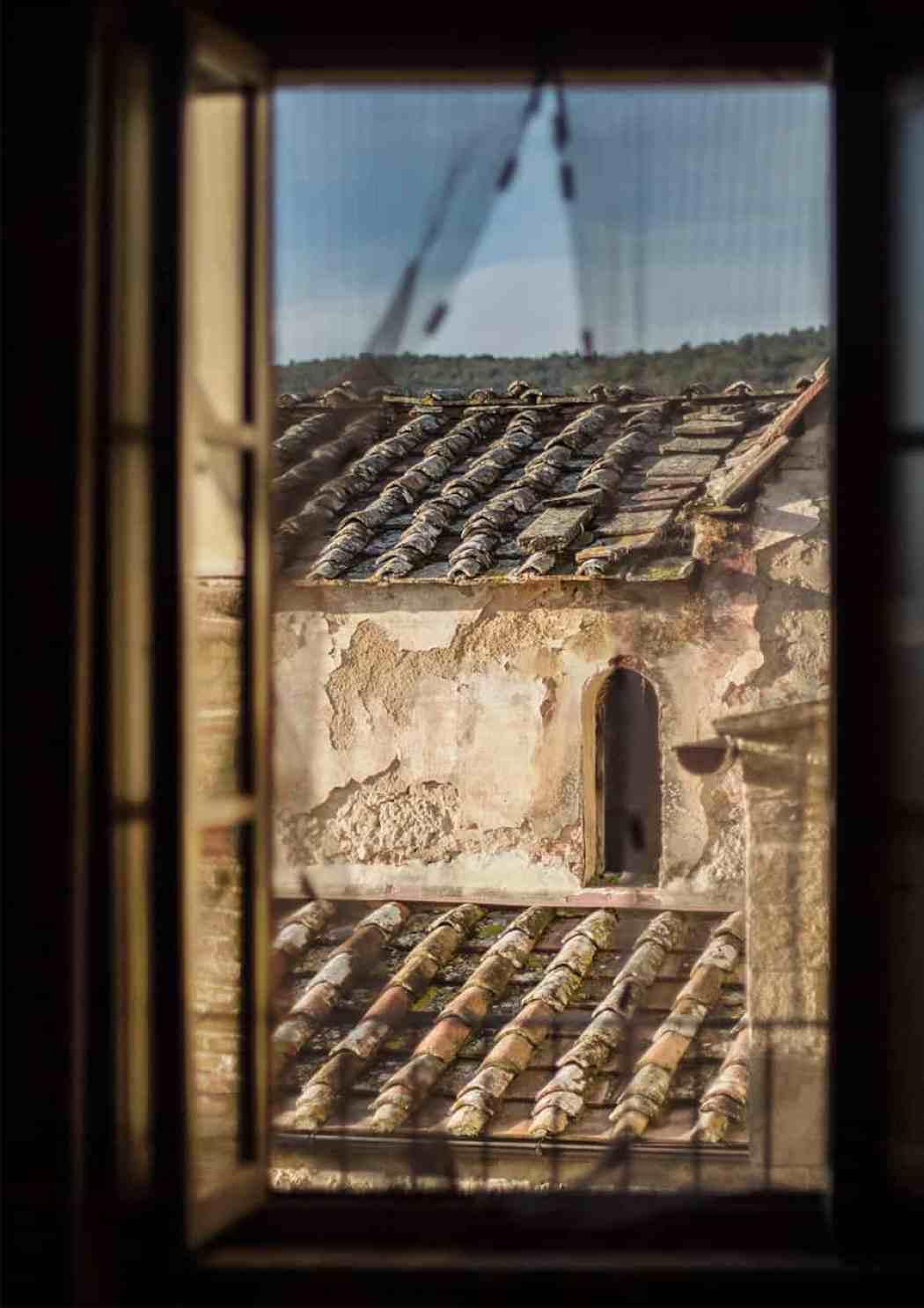 San Gimignano finestre