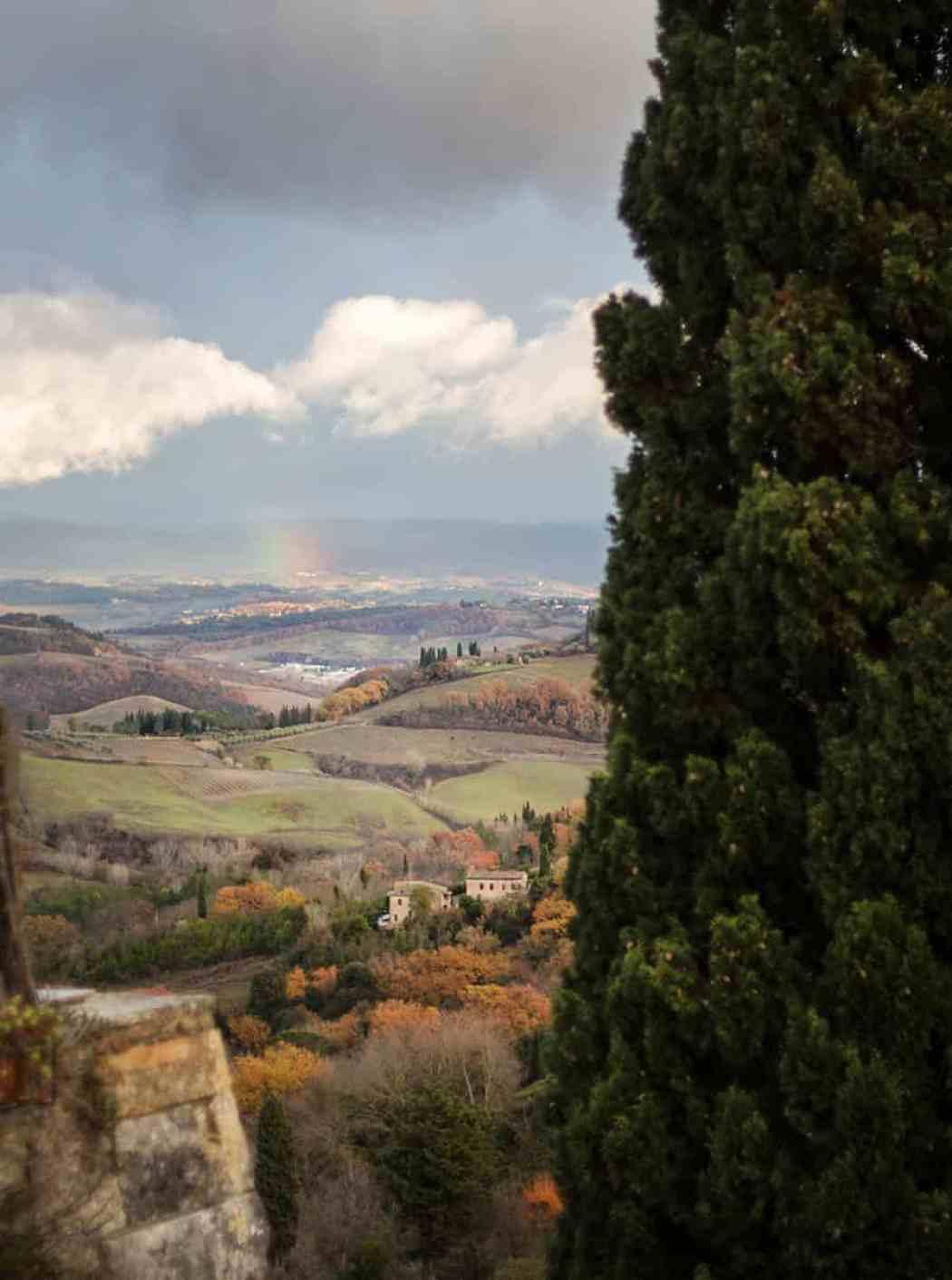 campagna tuscany