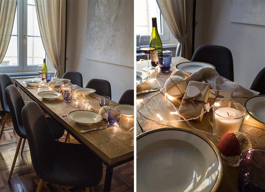la tavola del natale