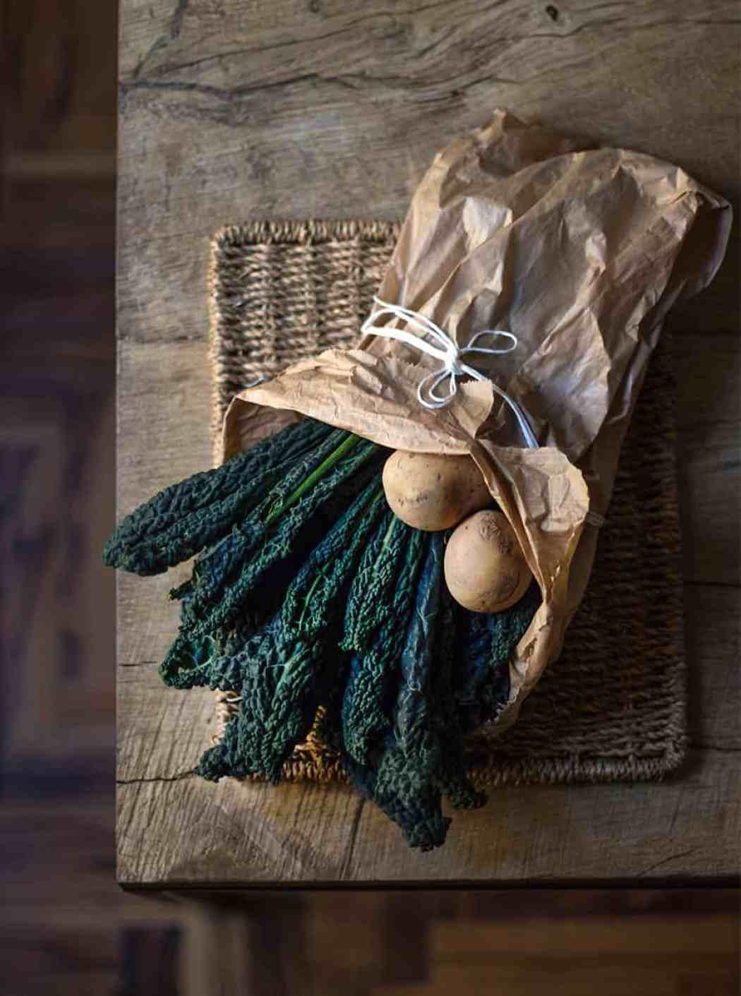 ricetta patate con cavolo nero