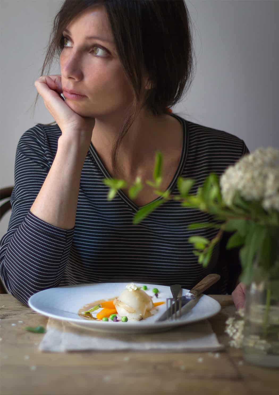Sonia Paladini e la ricetta dei calamari