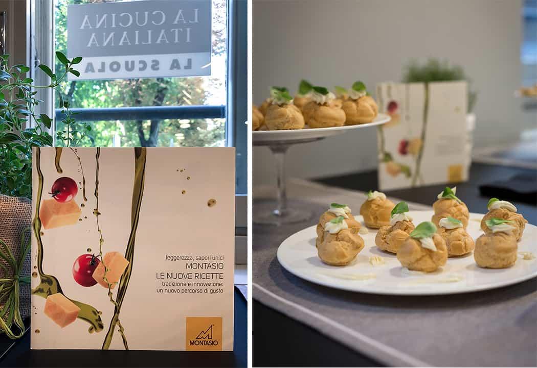 ricette con Montasio a La Cucina Italaiana
