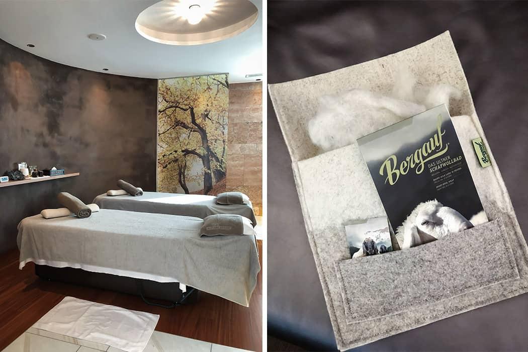 trattamenti benessere Alpiana Resort