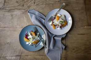 ricetta insalata invernale con arance