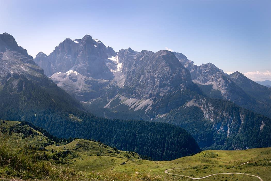 Trentino e le Dolomiti di Brenta