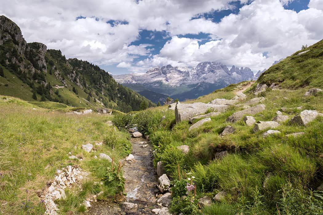 vacanza nelle Dolomiti di Brenta
