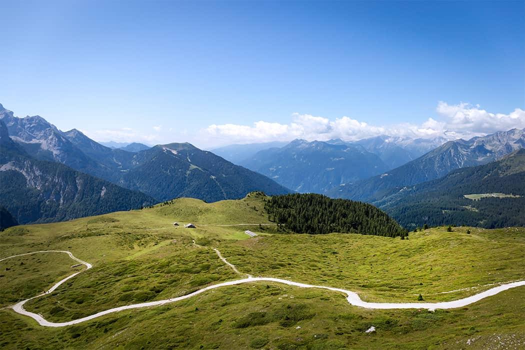 Monte Spinale Malga