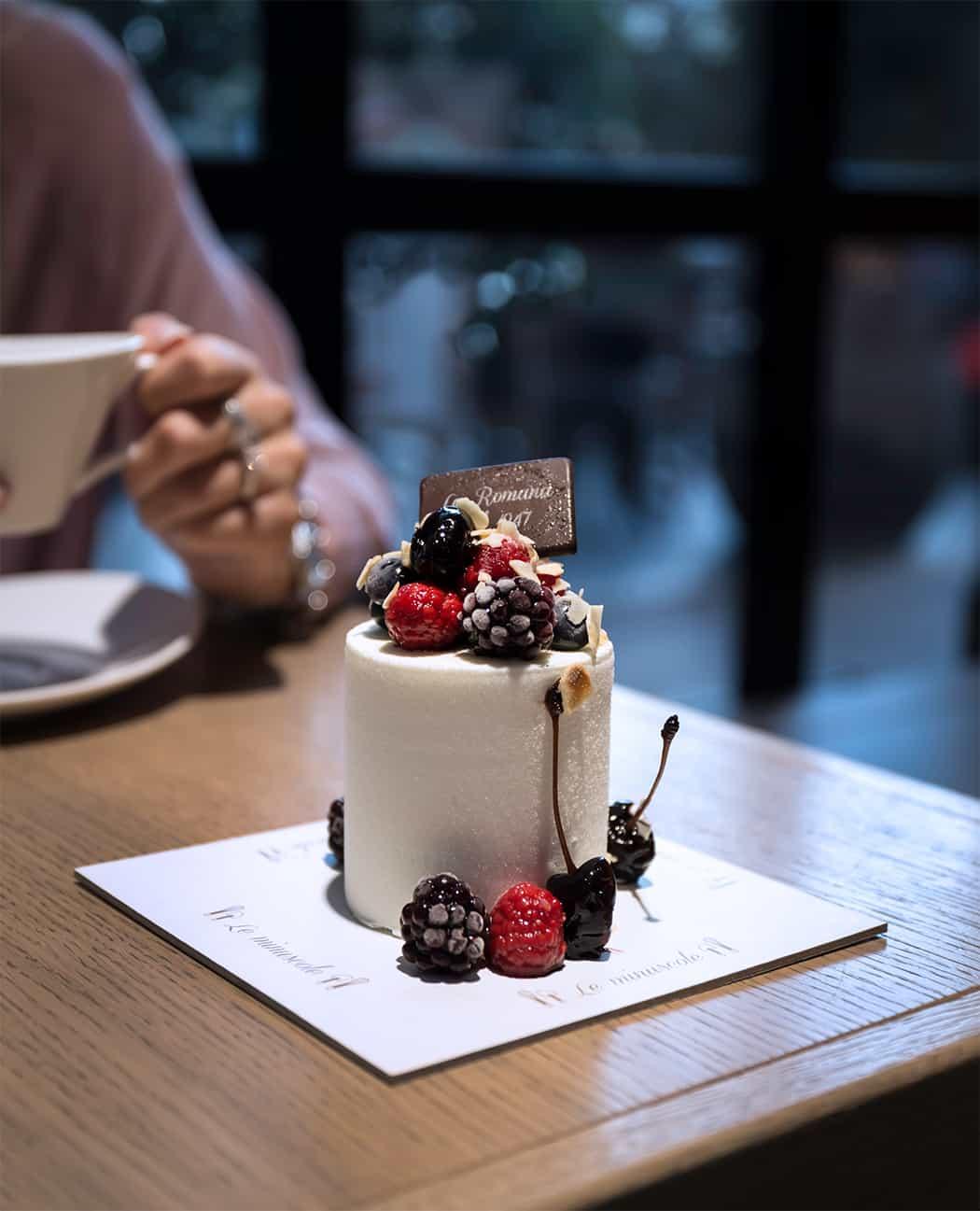 torta gelato Biancaneve