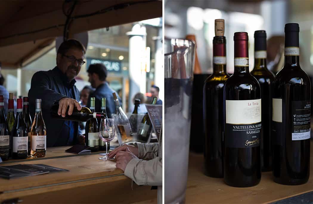 degustazione Grandi Vigne a Iper la Grande i