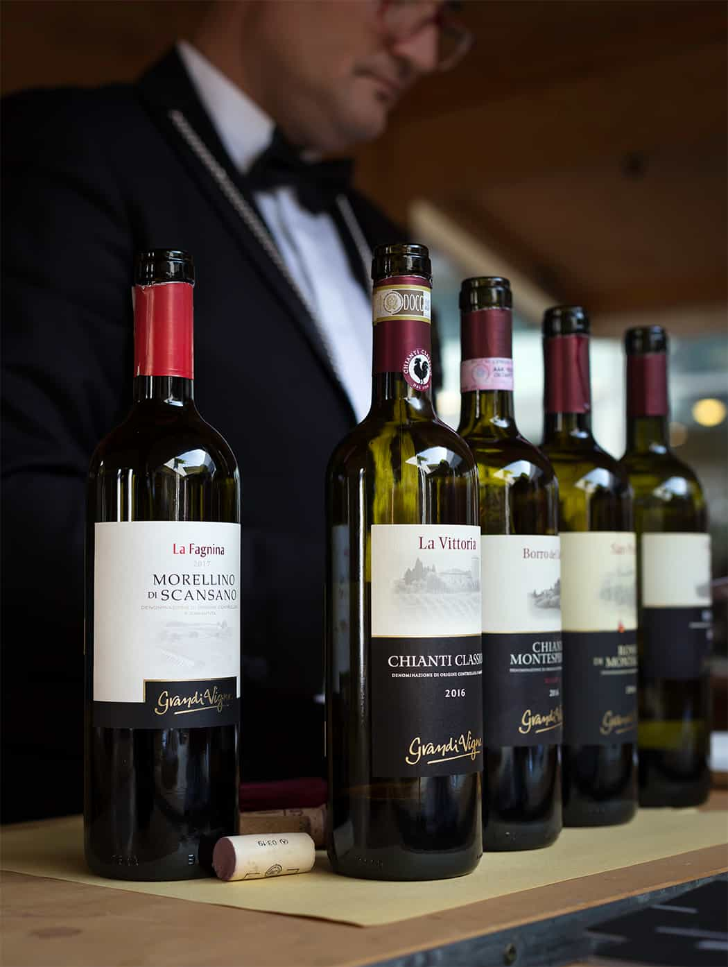 degustazioni vini a Milano