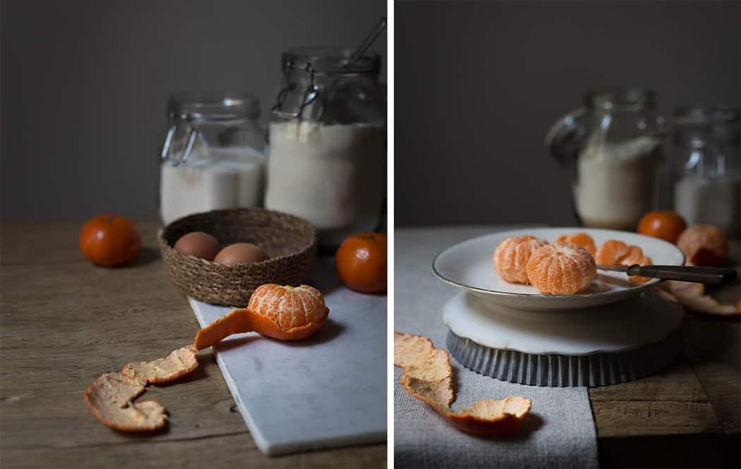 ricetta con mandarino