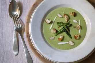 ricette crema di asparagi